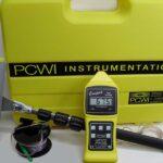 Detector de poros bajo voltaje